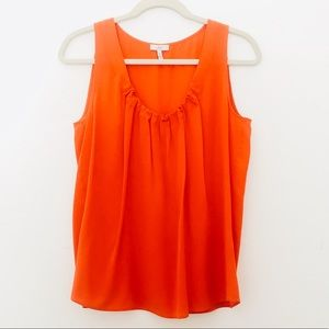 Joie | Silk Orange Tank